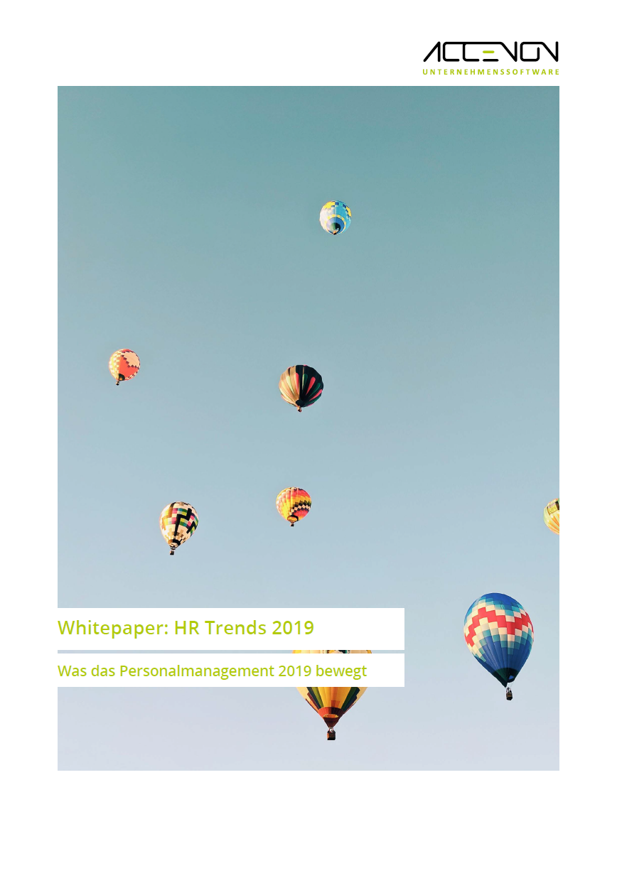 Titel Whitepaper HR Trends