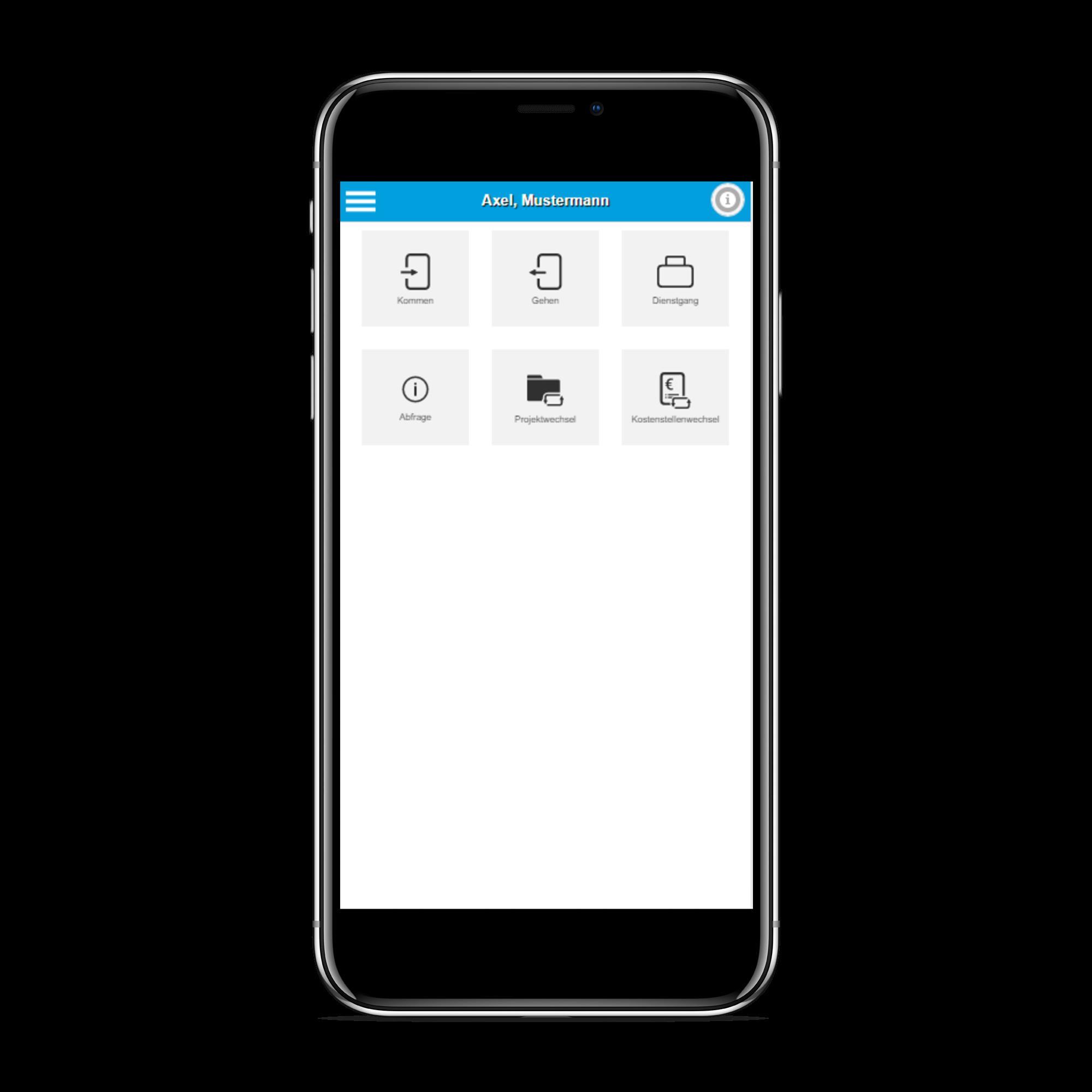 Mobile Zeiterfassung für Handwerker (2)